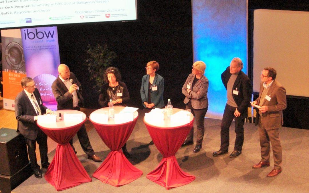 Tagungsdoku: Neue Wege der Berufsvorbereitung in Niedersachsen