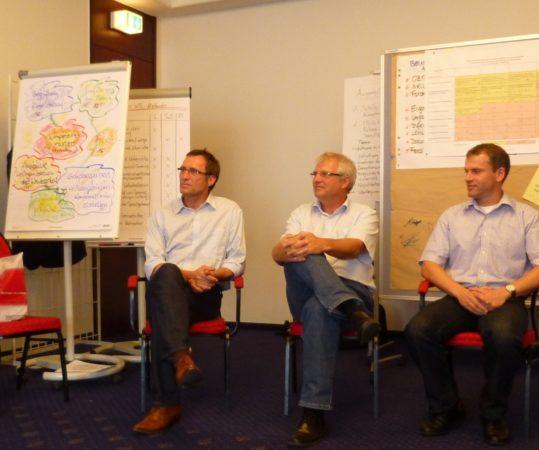 Evaluation: Beobachterschulung Kompetenzfeststellung