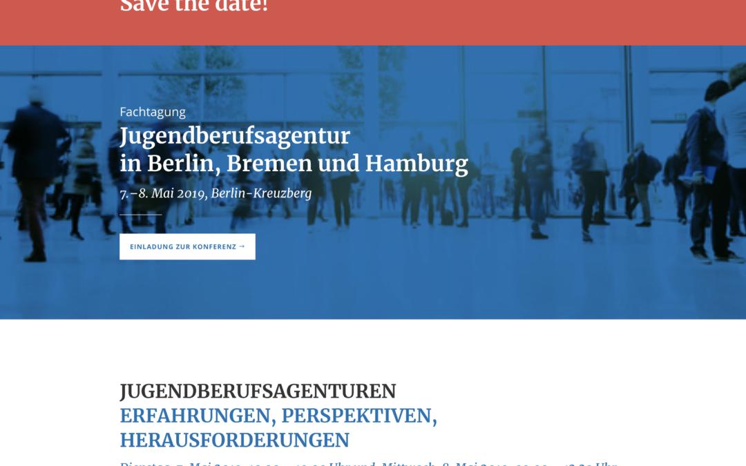 Tagungsdoku: Jugendberufsagentur in Berlin, Bremen & Hamburg